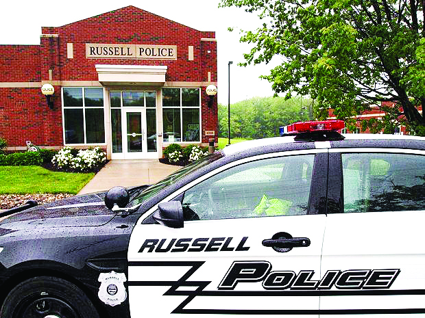 Russell Police Department Celebrates 50 Years