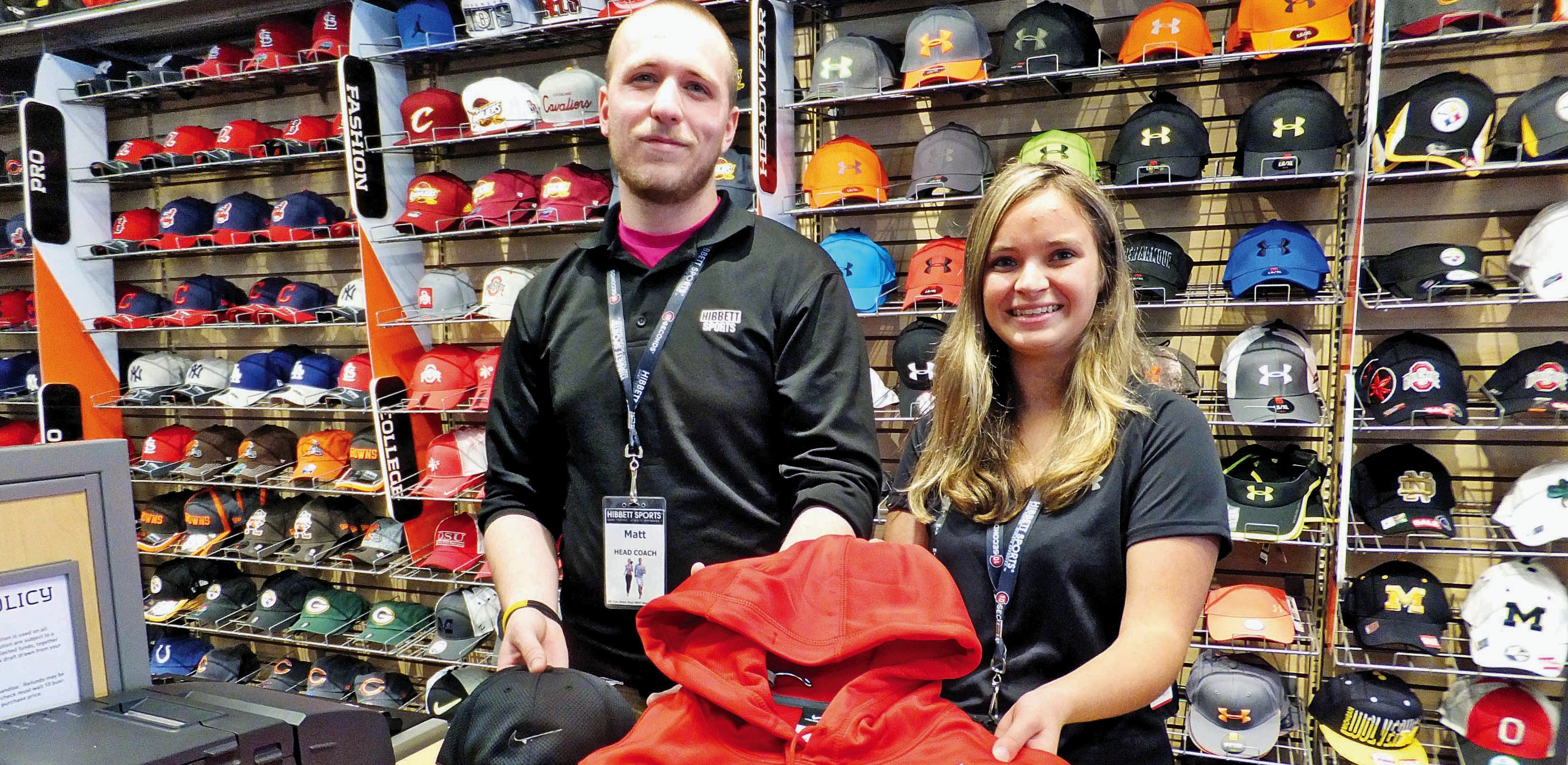 Chardon Store Caters to Fans of Fitness and Sports
