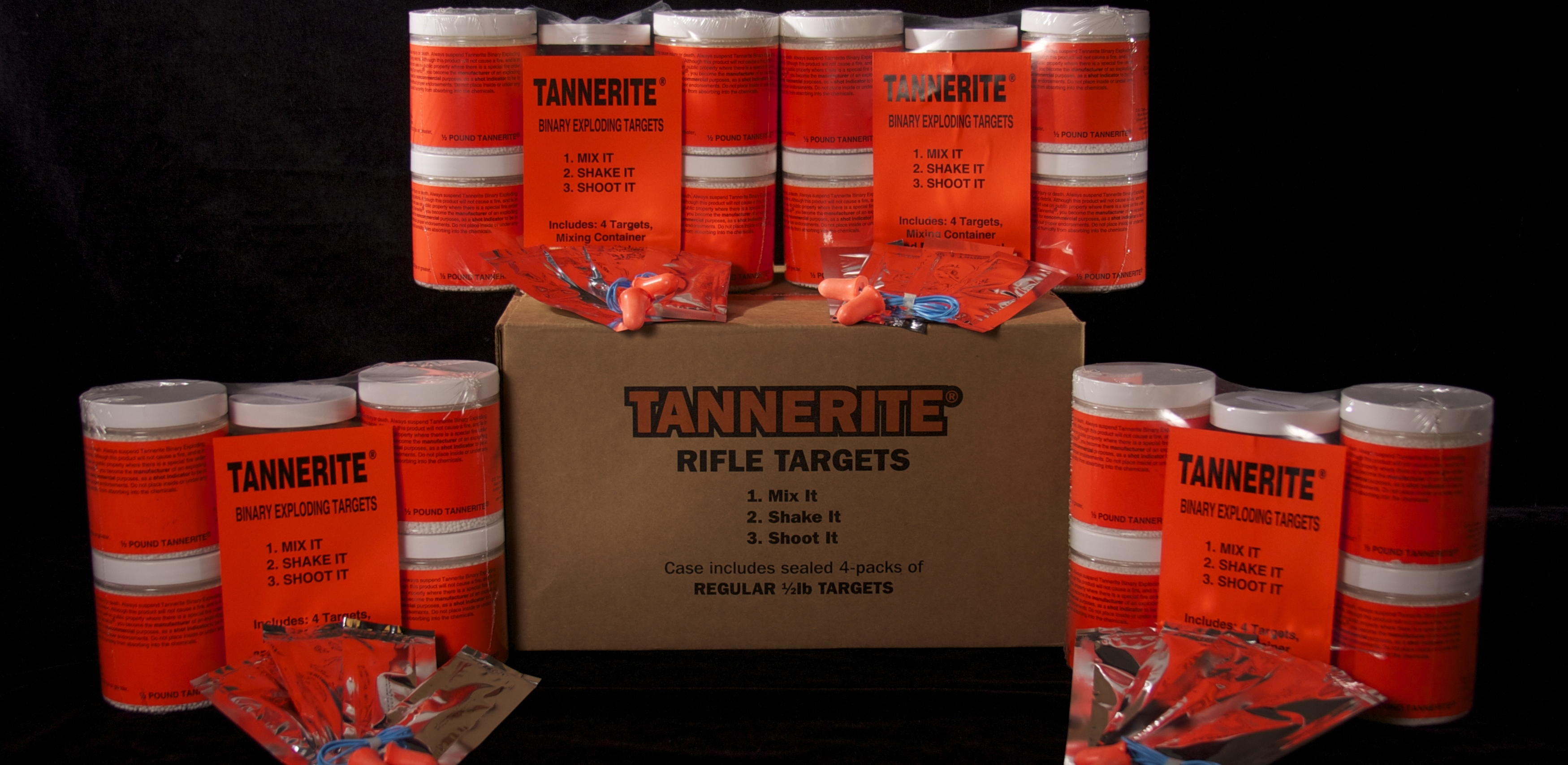 Law Enforcement to Crack Down on Tannerite Use
