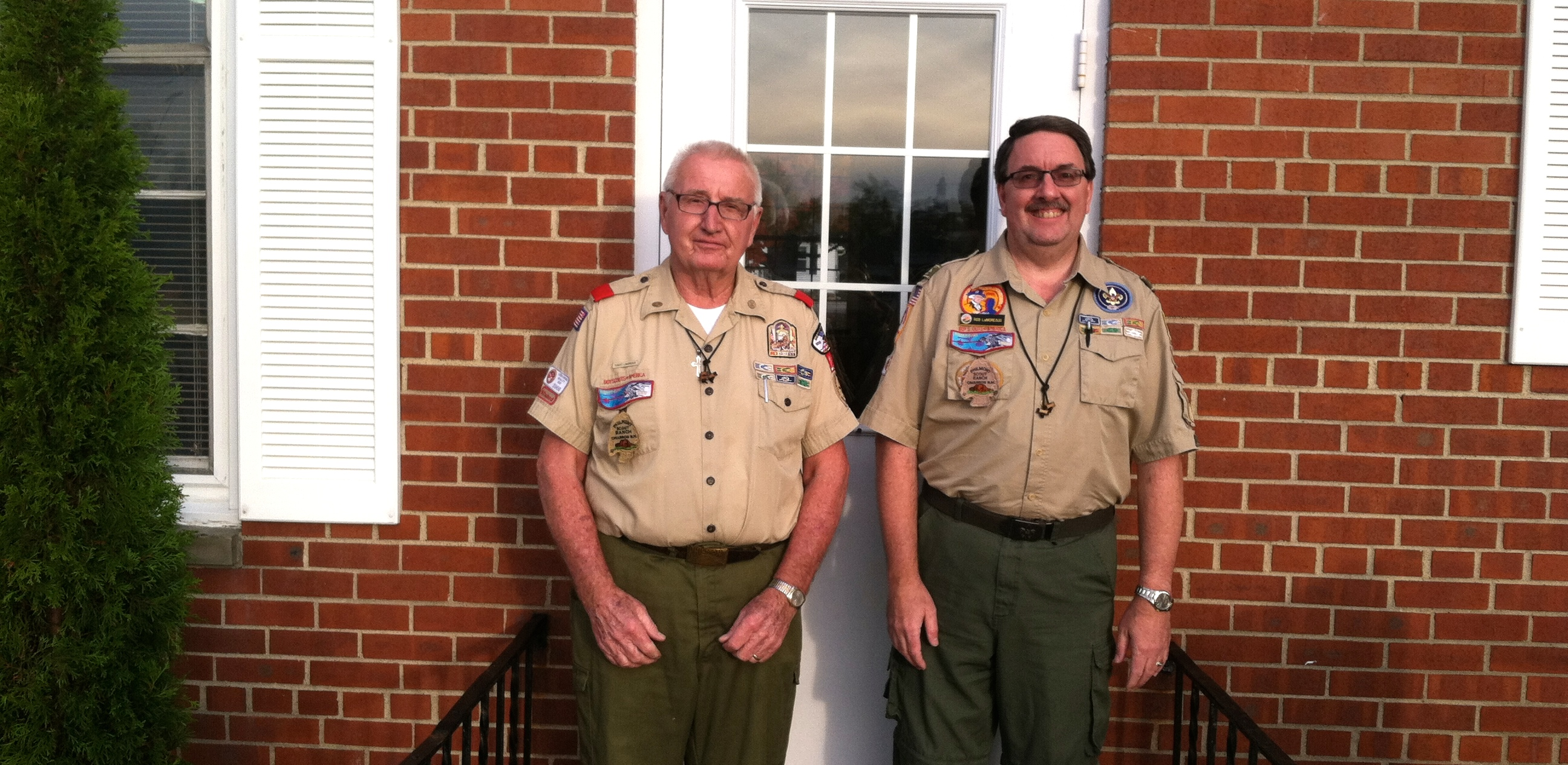 Passion for Scouting Troop Keeps 78-Year-Old Young