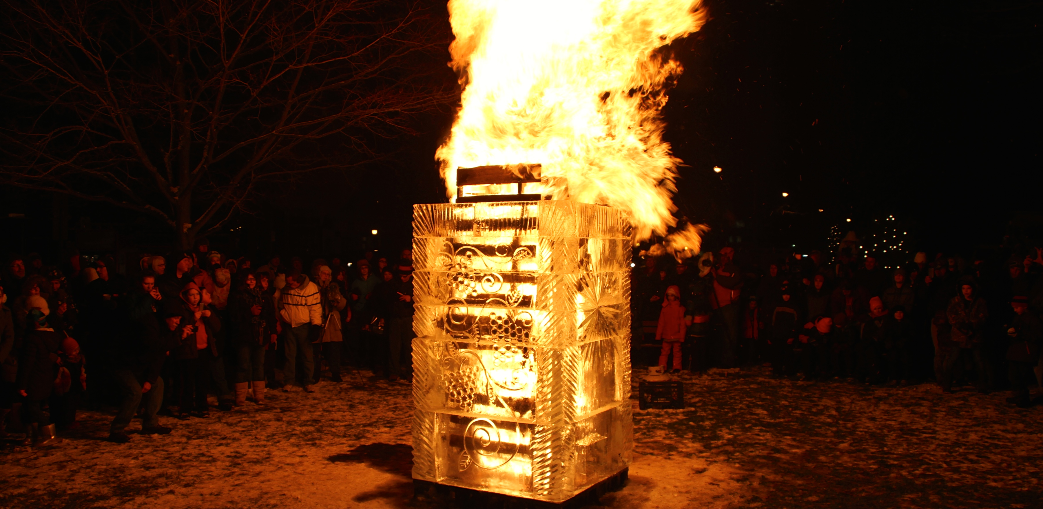 'Fire and Ice Tower' to Highlight WinterFest