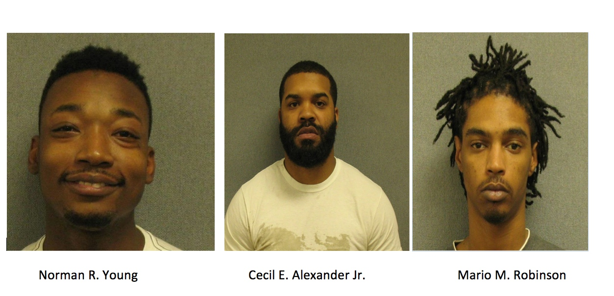 Accused Cleveland Drug Dealers Busted in Middlefield, Chester