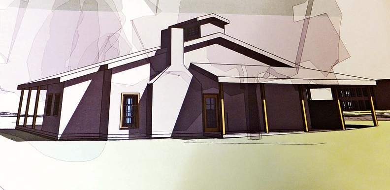 Heritage House Redesign May Resemble the First Draft