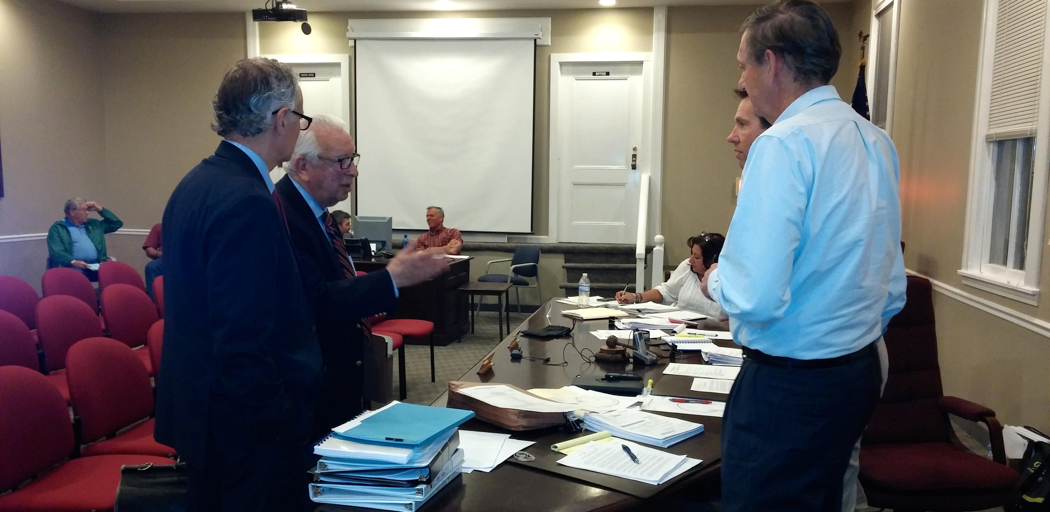 Cedar Fair Attorney Gives Bainbridge Ultimatum