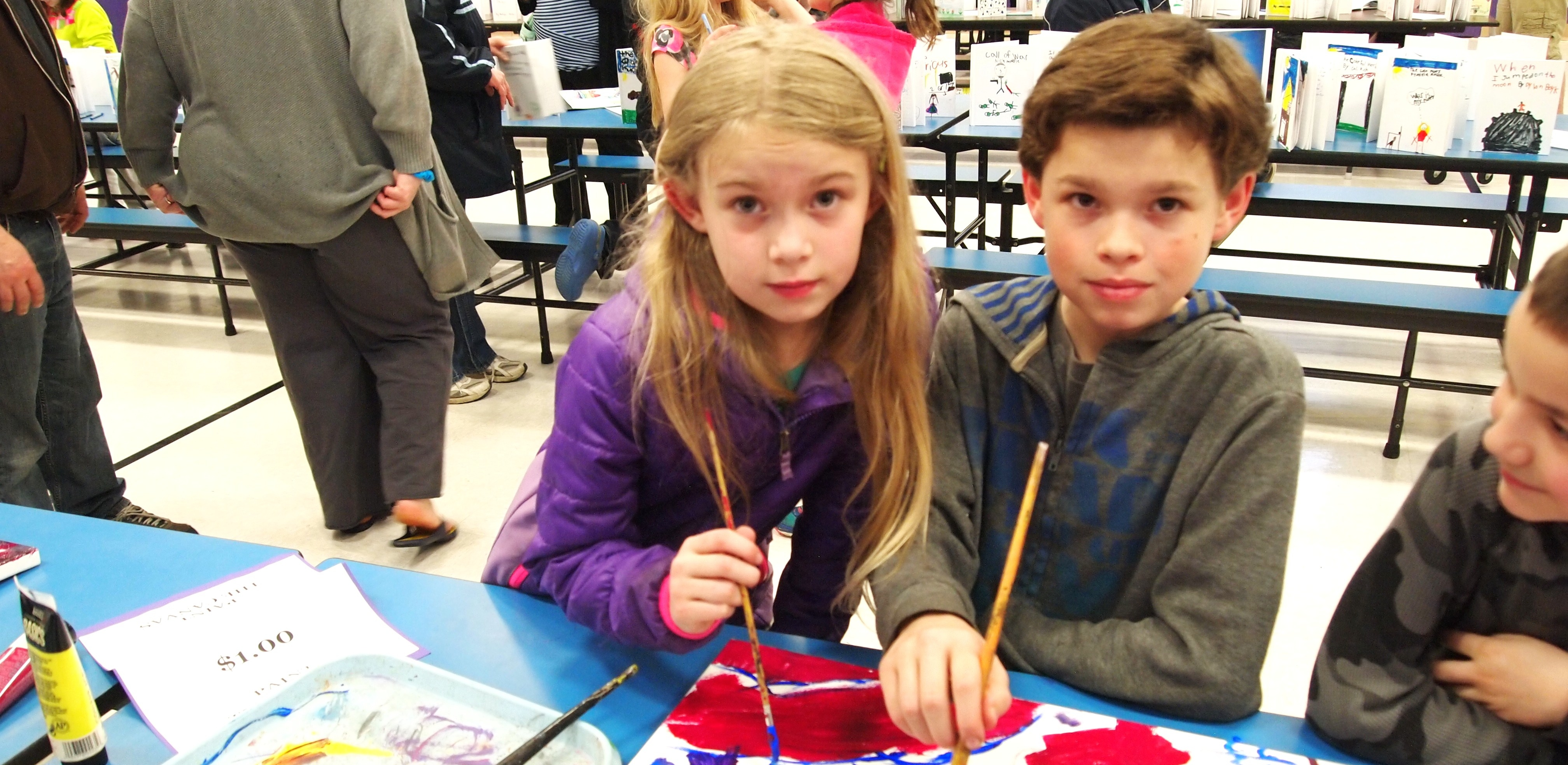 Berkshire's Young Authors, Artists Showcase Talents