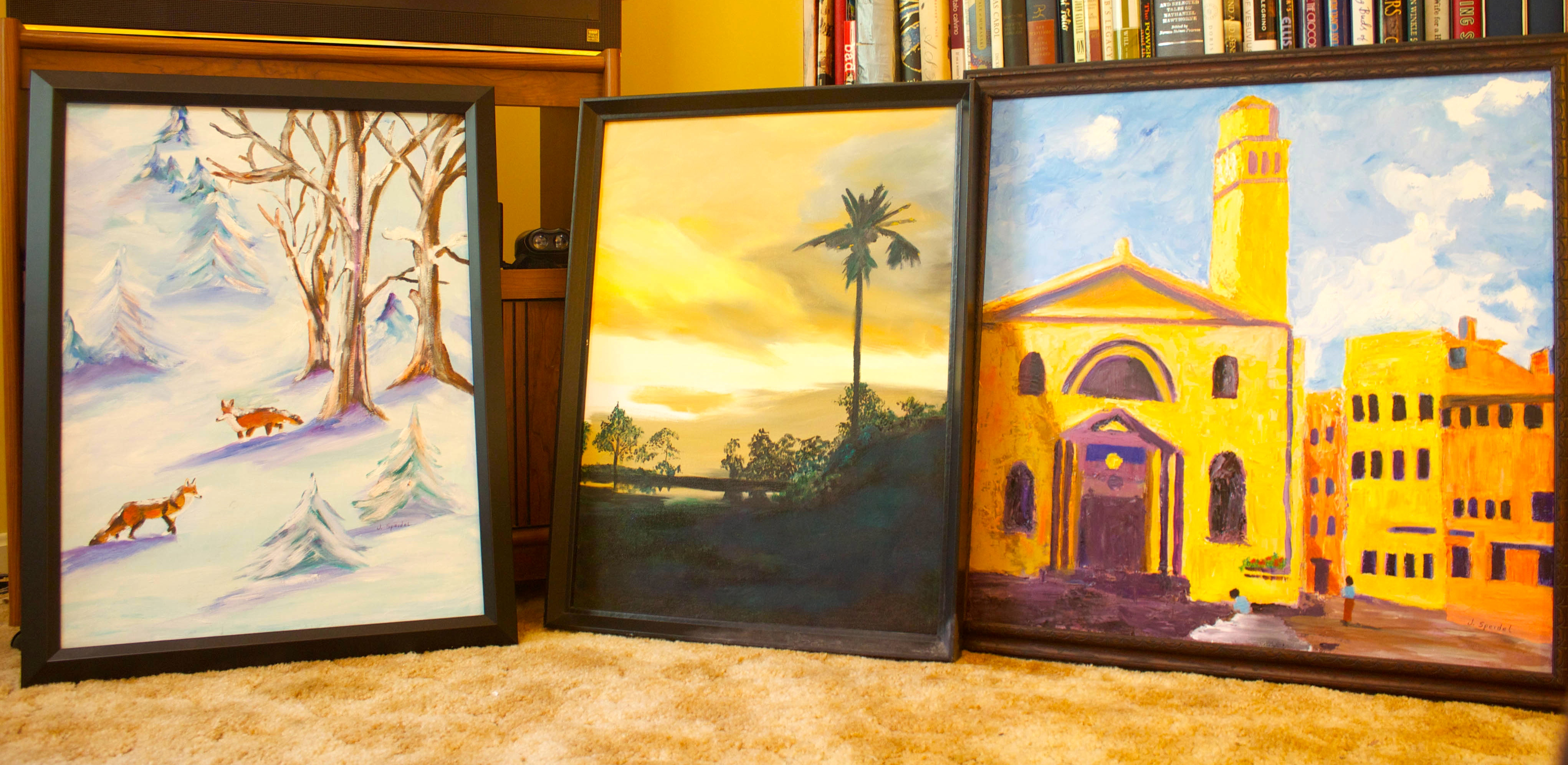 Newbury Author/Painter to Showcase Integrated Art Forms at GANG Program