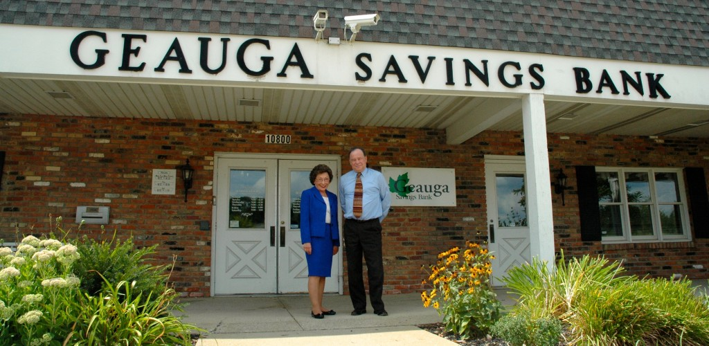 Geauga savings bank is back geauga county maple leaf