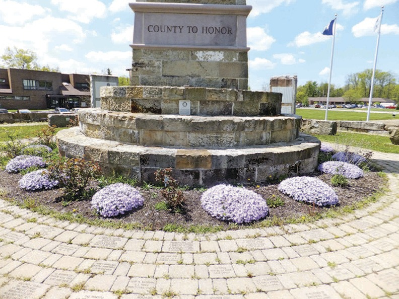 Veterans memorial maintenance issues raised geauga county maple leaf