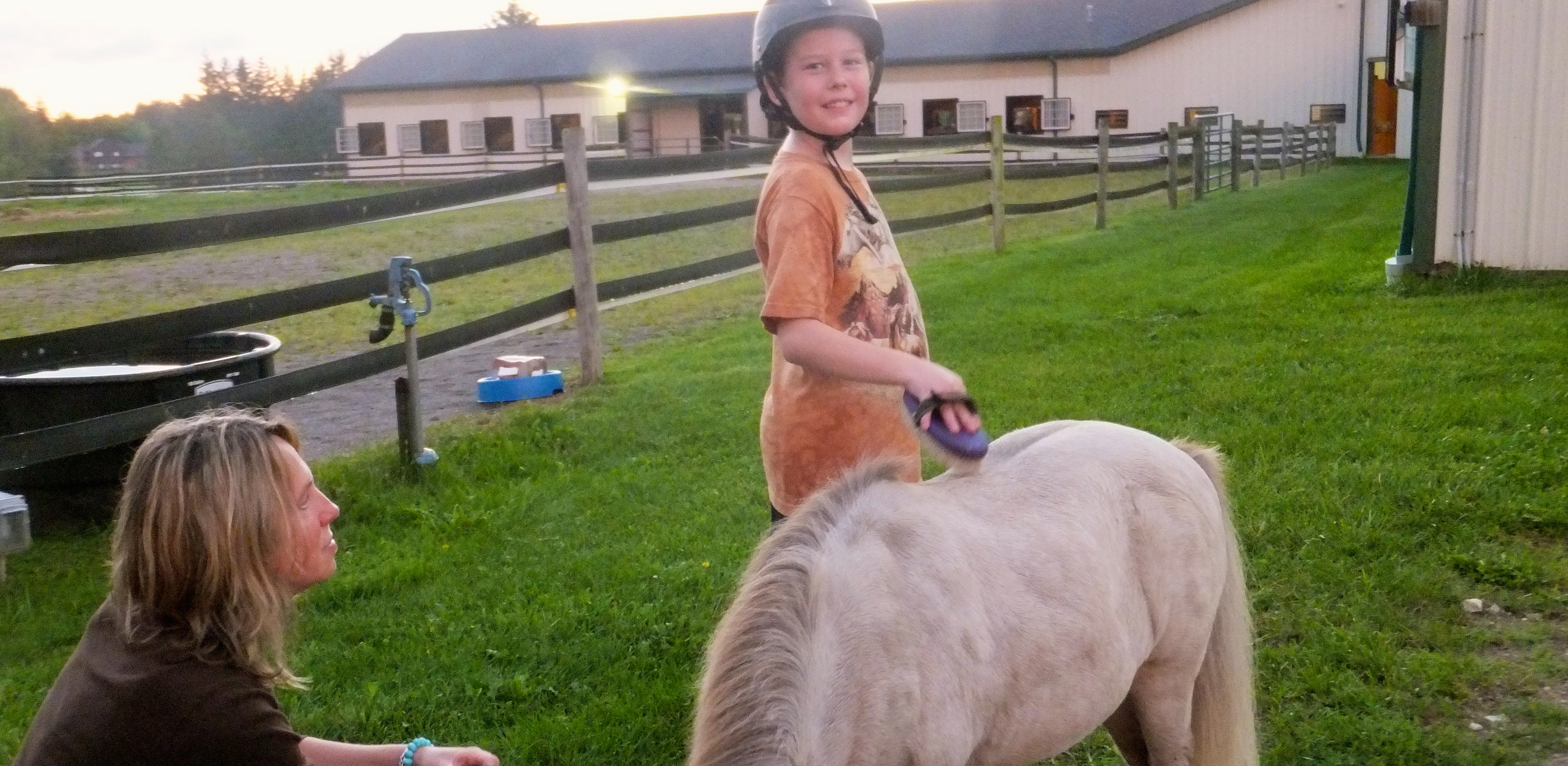 Changing Lives One Horse At A Time Geauga County Maple Leaf