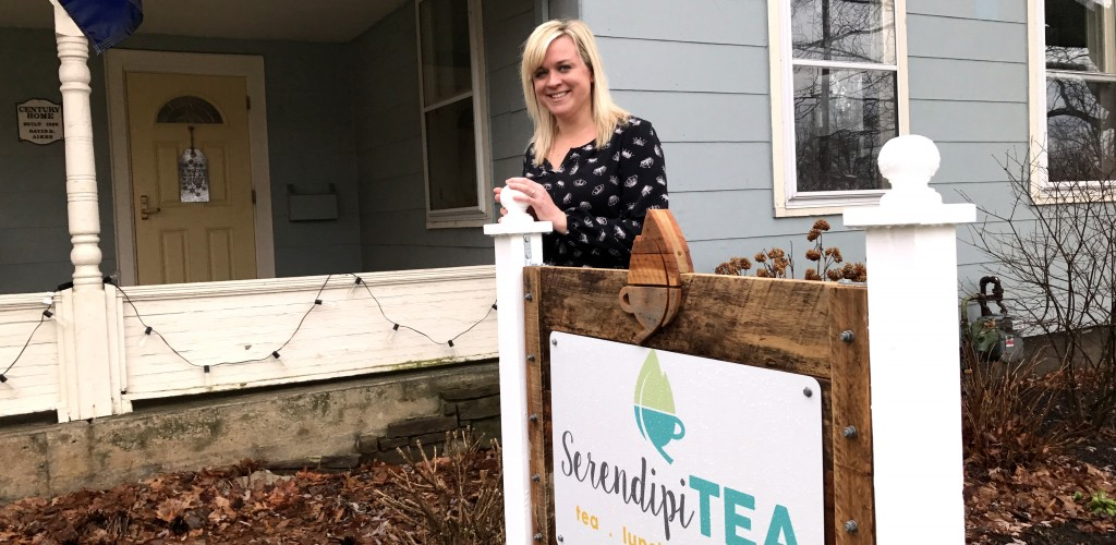 Restaurant puts the tea in serendipity geauga county maple leaf