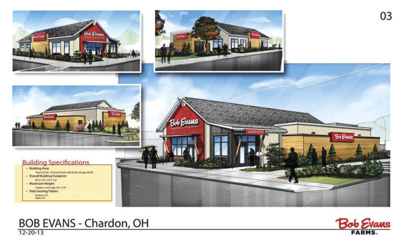 Bob Evans Restaurant To Build In Chardon This Summer