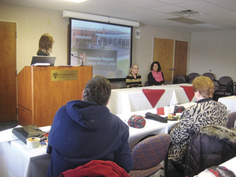 UH Geauga Holds Women's Health Panel for Red Key Network