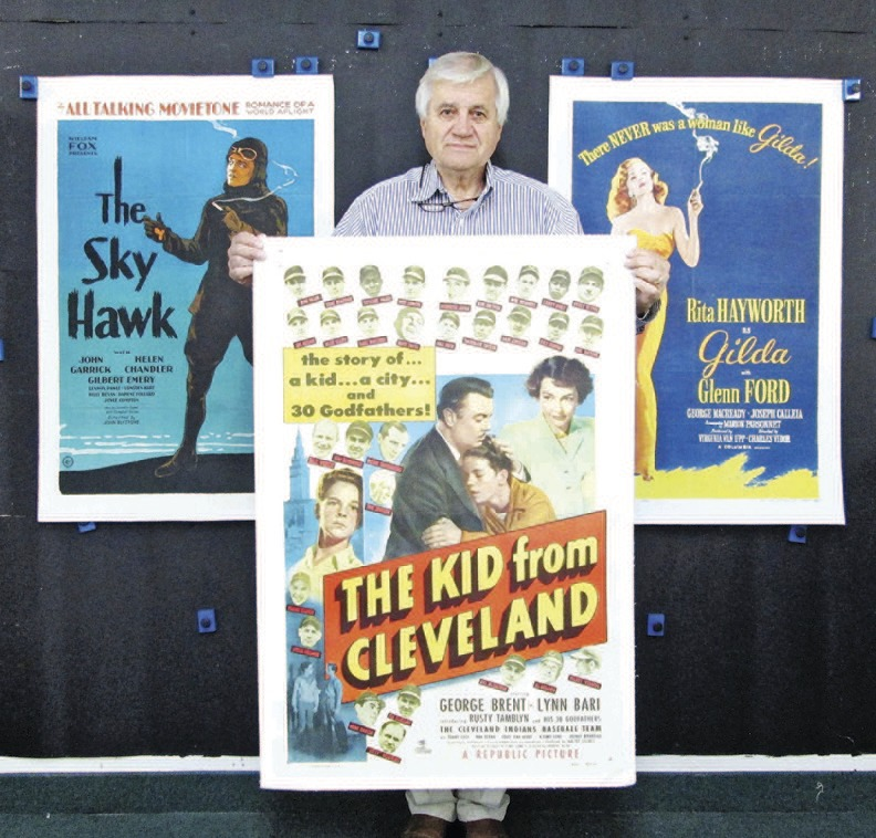 Local Movie Poster Expert Has Worlds Largest Collection
