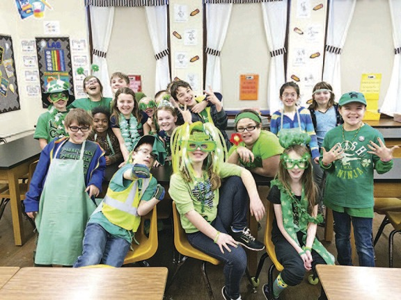 Cardinal Schools Geauga County Maple Leaf