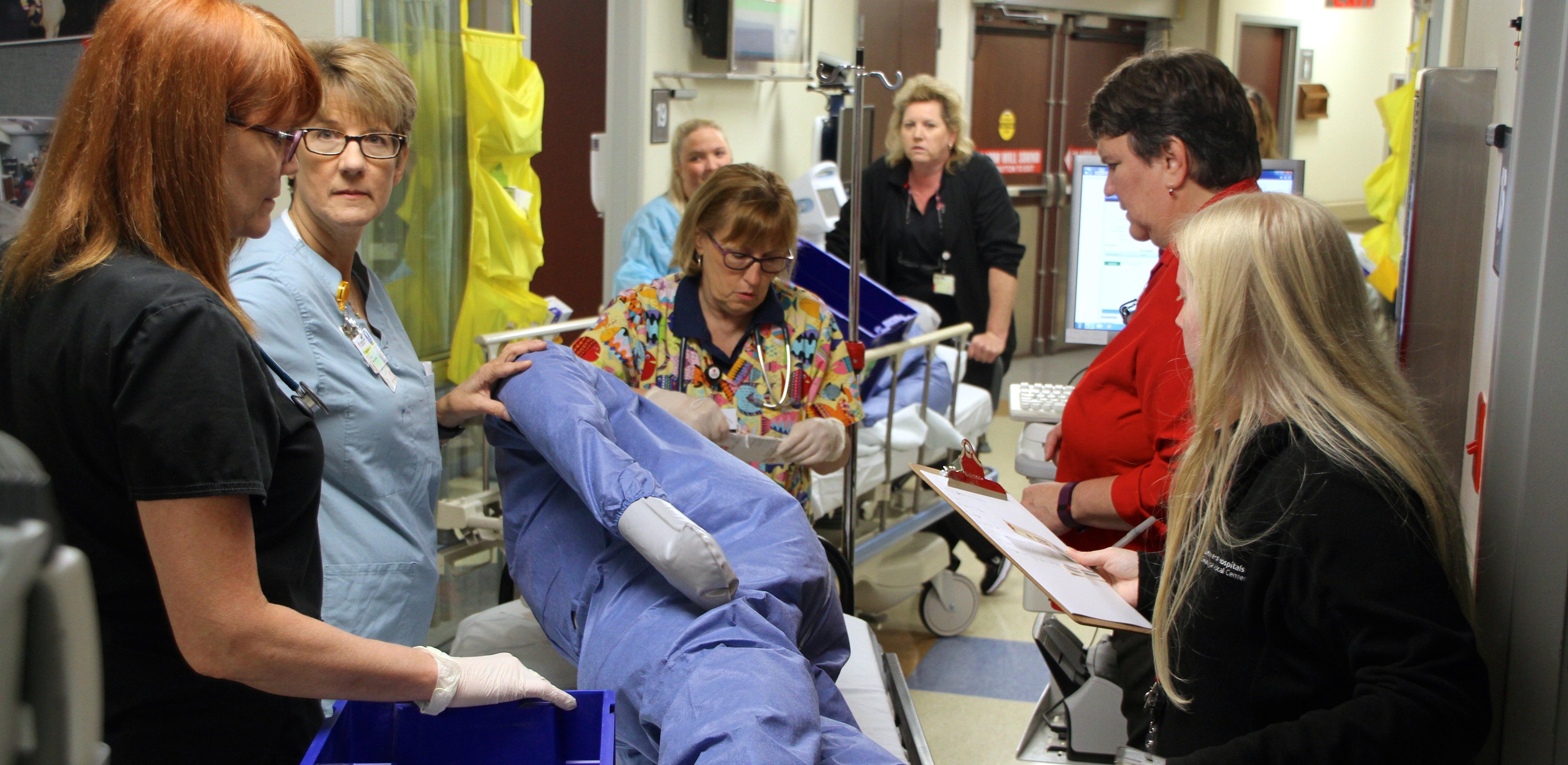 Geauga Hospital Emergency Room
