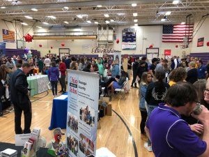 Jobs Fair an Overwhelming Success | Geauga County Maple Leaf