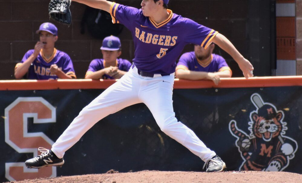 Resilient Badgers Baseball Battles to the Final Out
